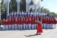 Сводный хор школ искусств г.Энгельса