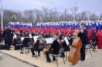 Сводный хор г.Энгельса и Муниципальный симфонический оркестр